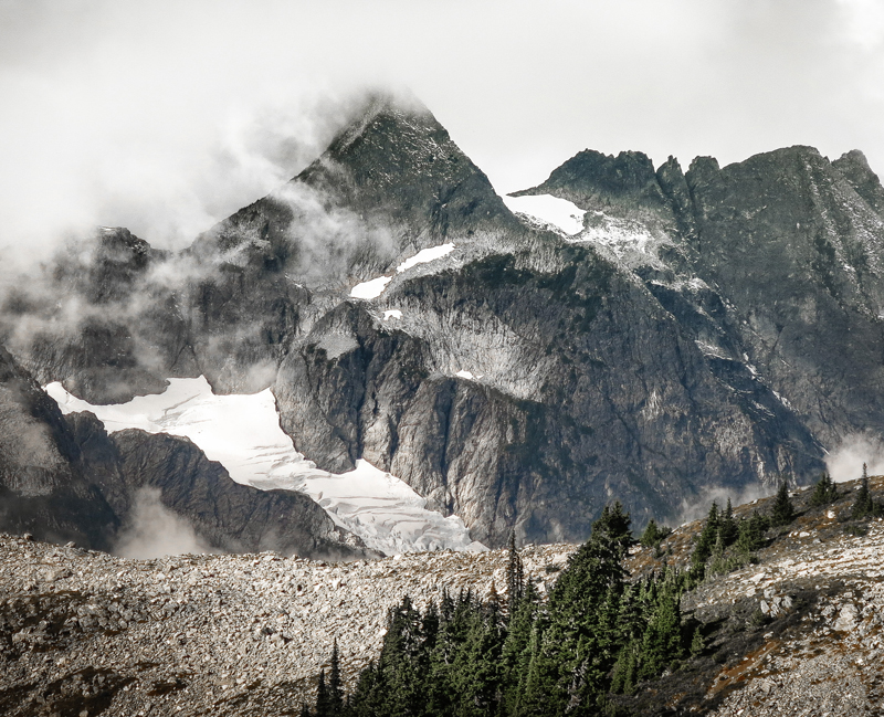 Coast Mountains, British Columbia, Canada. Photo by Graham McDowell