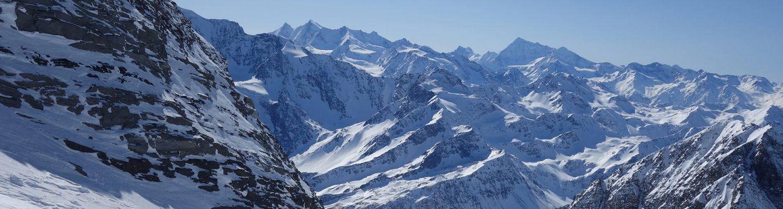 Near the Simplon Pass, Switzerland. (Photo by Marlène Thibault)