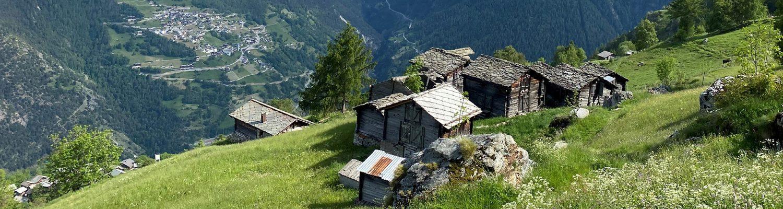Near Törbel, Valais, Switzerland. Photo by Sarah-Lan Mathez-Stiefel