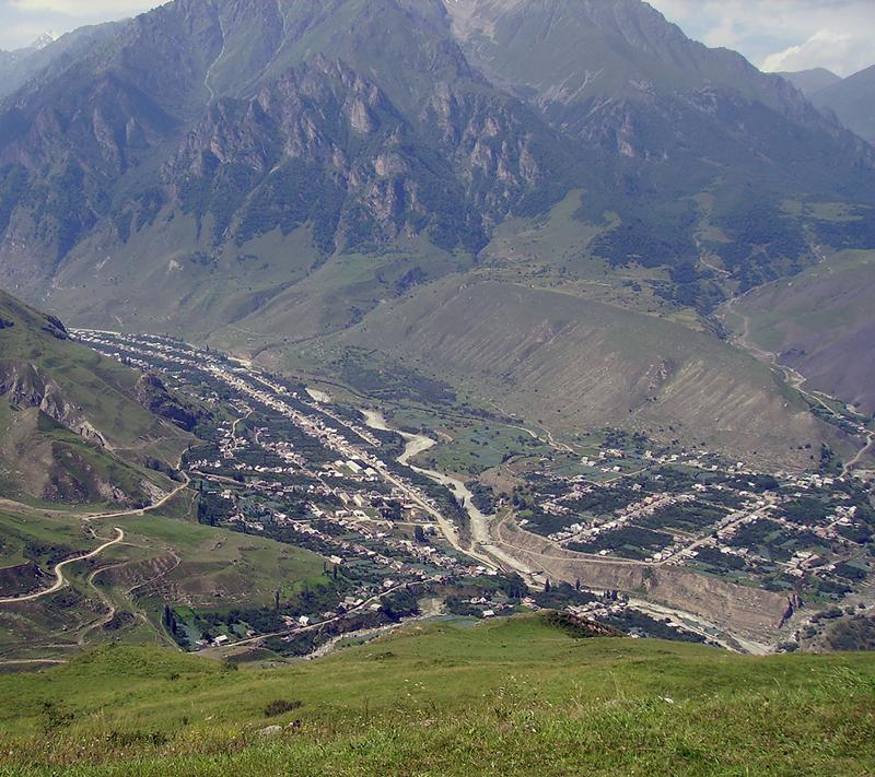 Upper Balkaria, North Caucasus, Russian Federation. Photo by Alexey Gunya